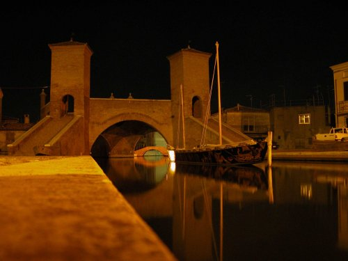 Comacchio by Night 2018