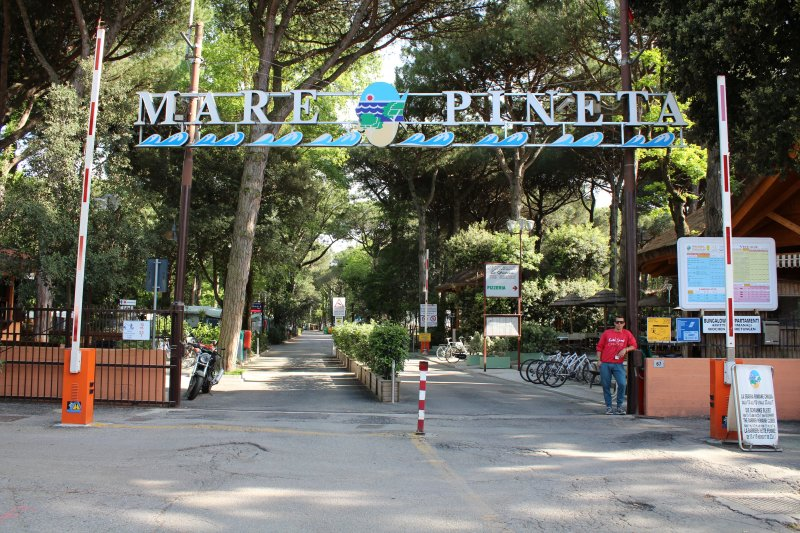 International Camping Mare e Pineta